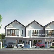 New 2sty GardenHome with clubhouse facility gated, Titiwangsa