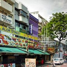 [ 5 Storey Shop ] Jalan Alor , Bukit Bintang, Bukit Bintang