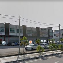 Bandar Tasek Mutiara   2-storey SHOP LOT   Facing Main Road   FOR SALE, Tasek, Simpang Ampat