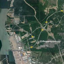Port of Tanjung Pelepas (PTP), Tanjung Kupang, Gelang Patah
