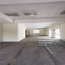 Bandar Perda First Floor office Corner unit facing mainroad, Bukit Mertajam, Bandar Perda