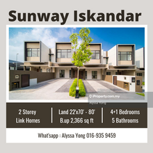 Sunway Iskandar, Medini