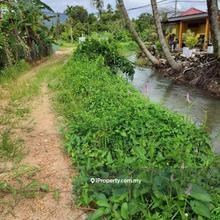 Tanah Bendang, Jalan Utama Sungai Tiang, Pendang