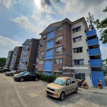 Iris Apartment, Taman Saujana Utama, Saujana Utama