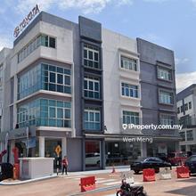 Boulevard Business Park 4sty CORNER Shop with LIFT Jalan Kuching, Taman City, Jalan Ipoh, Kepong, Segambut, Jalan Kuching