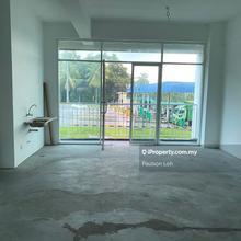 Ostia Bangi 1st Floor Office with lift and basement Car Park, Bangi