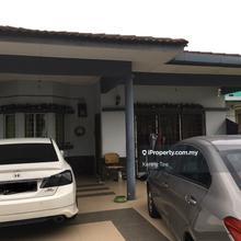 Rare and reno single storey bungalow sale, Sikamat
