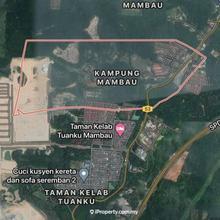 Kampung Mambau, Seremban 2
