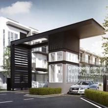 Tierra Residence 3.5 Storey Landed & Guarded, Bayan Lepas