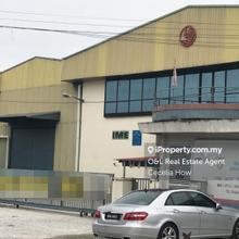FACTORY / WAREHOUSE FOR RENT , Chan Sow Lin
