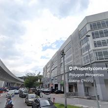 Cantonment Exchange, Main road, next to MRT, KTM, KL City