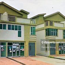 2. 5 Storey Semi-D Shop Lot @ Star Avenue, Simpang Ampat