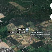 Agriculture Land in Senai Seelong Scientex residential, Senai, Kulai