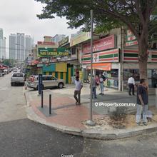 Ground Floor Shop at Jalan Padang Belia, Near YMCA, Brickfields, Brickfields