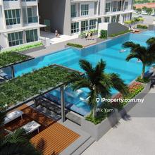 Palm Garden, Bandar Tasek Mutiara, Simpang Ampat