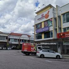 Pelangi Indah 3 storey shop lot , Pelangi Indah , Ulu Tiram