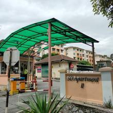 SD Apartments II, Bandar Sri Damansara