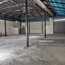 Single Storey Terrace - Warehouse, Georgetown