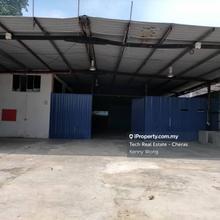 Factory with Cool Room at Sg.Tua, Bandar Selayang, Batu Caves