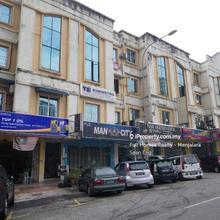 Medan Putra Business Centre, Bandar Menjalara