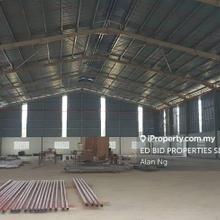 4  unit factory high power free hold , near hi tech , Kulim