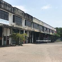 Kawasan Perusahaan Ringan Kemuning, Sungai Petani