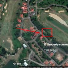 Orna Golf Residential Land, Bemban