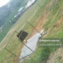 Kampung Sg Jang Pechah 4.5 Ekar Non Bumi Lot Pertanian, Kampung Sungai Jang,Kerling, Kerling