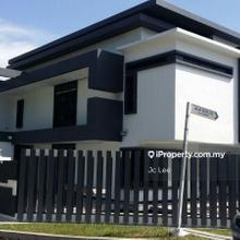 Puchong Double Storey Corner House For Sale, Puchong