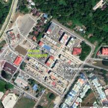1 Block 3 Storey Corner Lot Shop House, Menggatal New Township, Kota Kinabalu