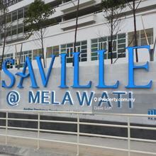 Saville @ Melawati, Taman Melawati