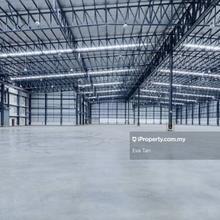 Nusajaya Warehouse Bua: 149ksf, 300amp, Iskandar Puteri (Nusajaya)