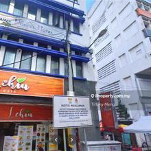 5.5 Storey Shop (FACE MAIN ROAD) Jalan Hang Lekiu Majlid Jamek, Jalan Raja Chulan, Jalan Tun Perak, Pudu, City Centre