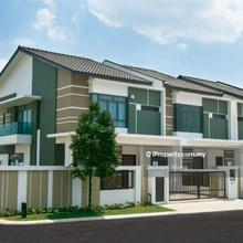 Last 2 Corner units Double Storey House , Batang Kali