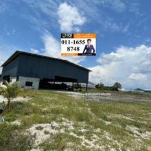 Bemban Industrial Park Factory For Rent , Ipoh