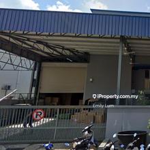 1.5 Storey Semi-Detached Factory for Sales at Cheras, Taman Bukit Permai, Ampang, Kuala Lumpur, taman bukit permai , Cheras