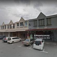 Lima Kedai Shoplot For Rent  Two Storey Shoplot   , Gelang Patah