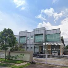 Nusa Cemerlang Industrial Park, @ Nusa Cemerlang 1.5-Storey Semi-D Factory , Iskandar Puteri (Nusajaya)