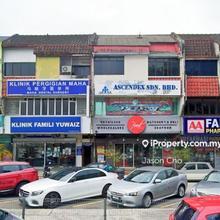 Taman Tun Dr Ismail, Nice 3 Adjoining 3 Storey Shoplot, Taman Tun Dr Ismail
