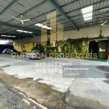 Sri Rapat Corner Semi-D Factory facing main road , Kawasan Perindustrian Sri Rapat , Ipoh