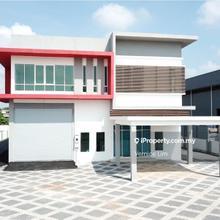 Central I, Semi-D Factory/Warehouse Nagasari ,Central I, Perai
