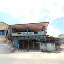 Teres Dua Tingkat Untuk Dijual, Bandar Seri Kerteh, Kemaman