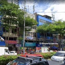 High Traffic and Busy 4.5 Storey Shop at Indian Street, Jalan Ipoh, KL, Jalan Ipoh