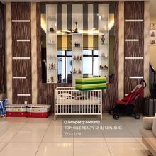 Setia Tropika caranday cluster house for sales, Setia Tropika