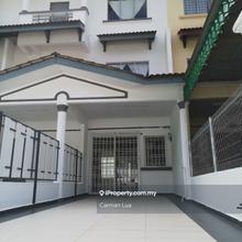 FREEHOLD 1.5 Storey Townhouse @Taman Bukit Cheng , Cheng