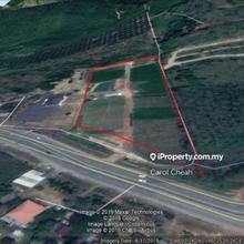 Land  at Kampung Batu 8 Main Road , Gurun