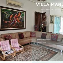 villa manja, Bandar Menjalara