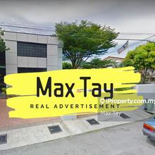 Jalan Masjid Negeri 2 Storey Commercial Bungalow FACING MAIN ROAD, Greenlane