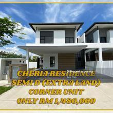 Cheria Residence, Tropicana Aman , Kota Kemuning, Telok Panglima Garang