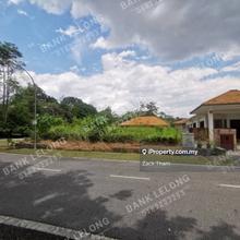 CORNER ‼️Residential Land Tuanku Jaafar , Senawang